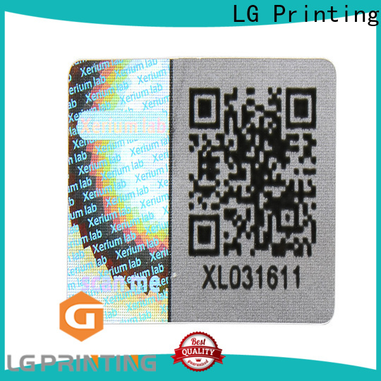 Bulk serial number sticker printing barcode wholesale for pharmaceuticals