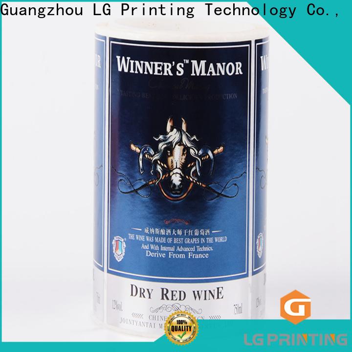 LG Printing Buy self adhesive printer paper price for cans