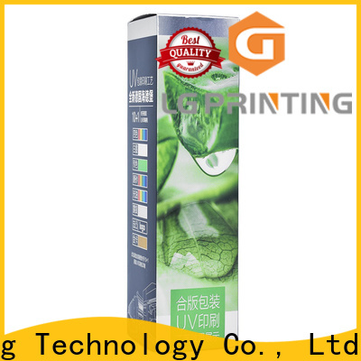 LG Printing Bulk buy custom apparel boxes with logo wholesale for products package