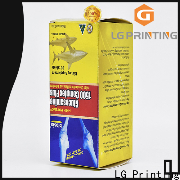 LG Printing customized gift boxes wholesale manufacturers for all kinds of goods