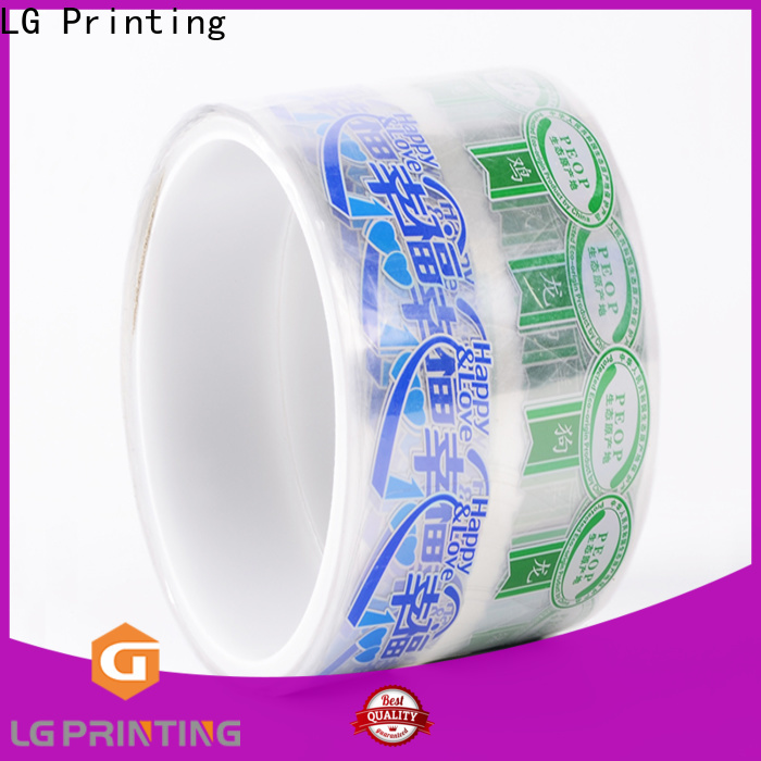 LG Printing foil custom product boxes manufacturers for cans