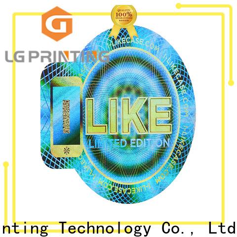 LG Printing Bulk buy bulk custom stickers supply for pharmaceuticals