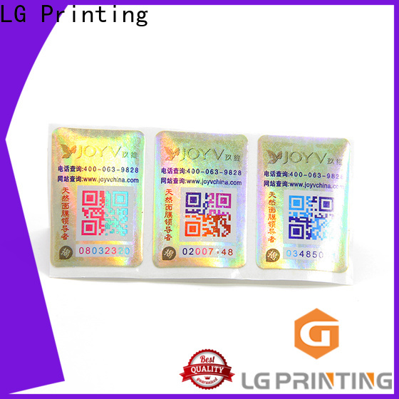 Buy qr codes on labels & stickers suppliers for goods