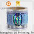 Buy holographic vinyl stickers suppliers for bottle package