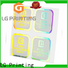 Quality holographic labels for lip gloss price for bottle package