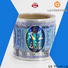 LG Printing hologram sticker manufacturer cost for package