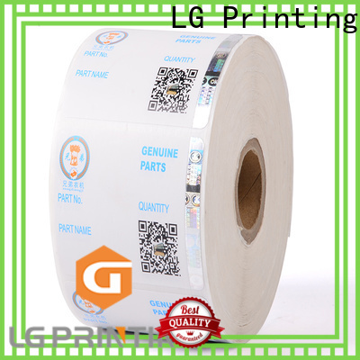 High-quality holographic foil stamping paper supply for box