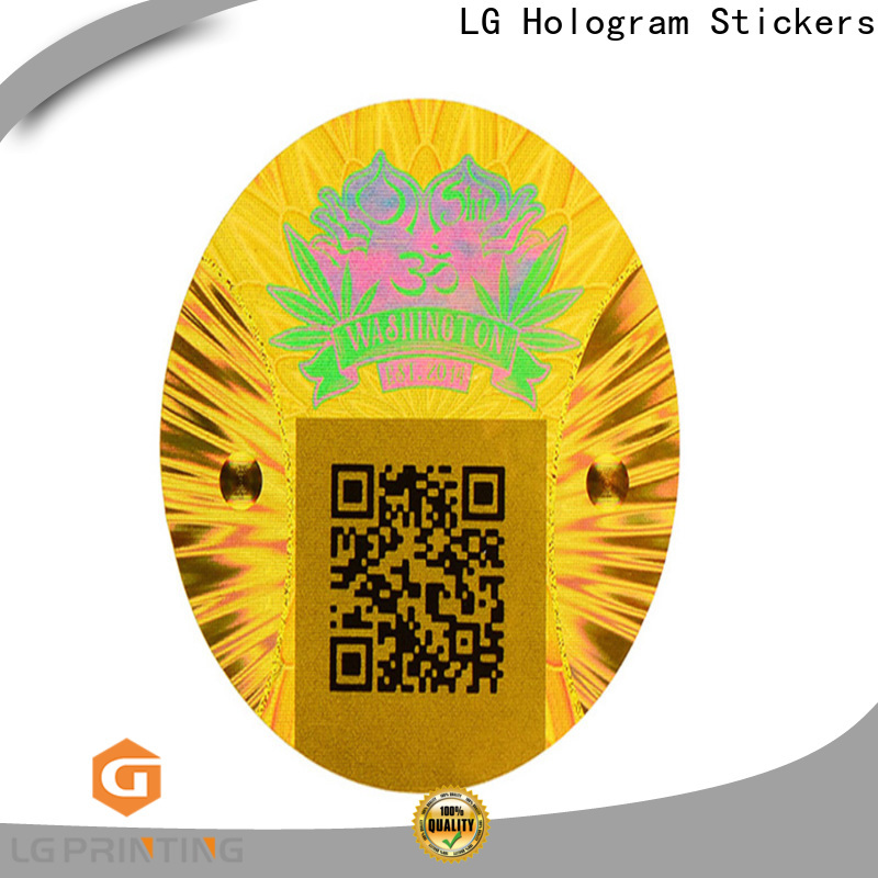 Top design your own hologram sticker numbering price for pharmaceuticals