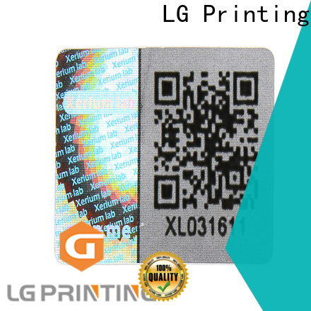 Bulk buy hologram sticker sheet numbering suppliers for skin care products