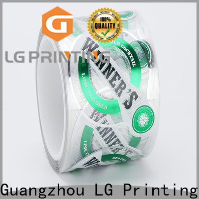 LG Printing Best high adhesive stickers cost for jars
