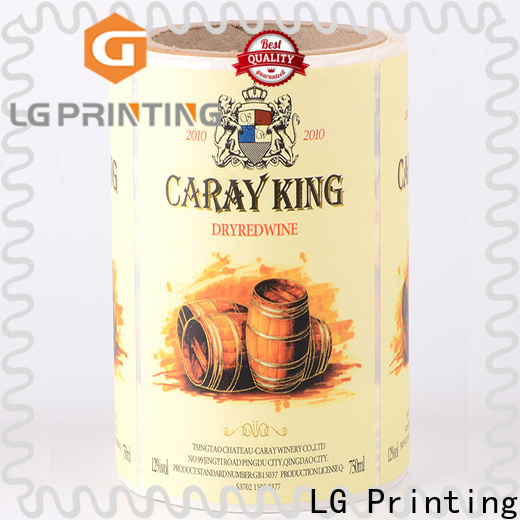 LG Printing red custom printed product boxes company for jars