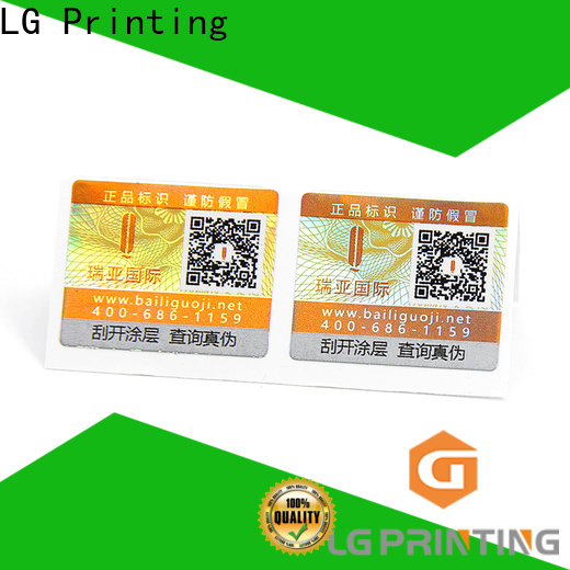 Bulk computer generated packaging labels manufacturers for box
