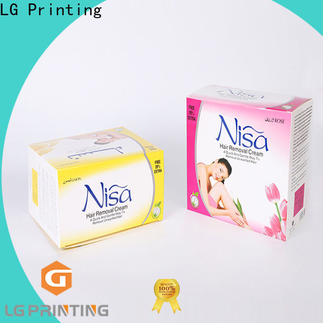 Quality printing box vendor for retail package