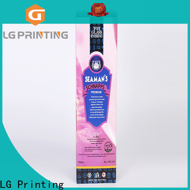 LG Printing custom takeaway boxes wholesale for all kinds of goods