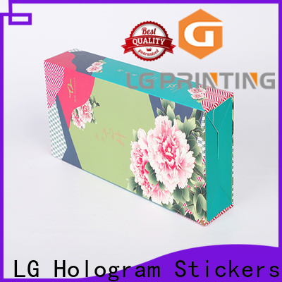 LG Printing custom sleeve boxes factory price for products package