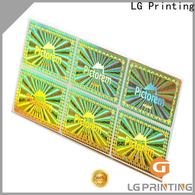 Buy 3d hologram stickers one time cost for cosmetics