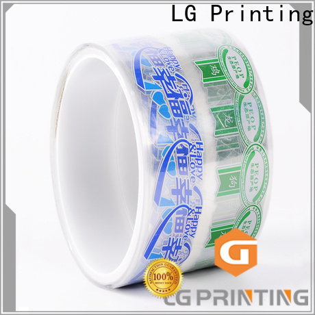 LG Printing Custom made packaging companies wholesale for cans