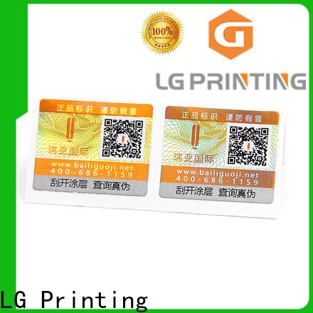 Bulk buy 3d hologram sticker price for bottles