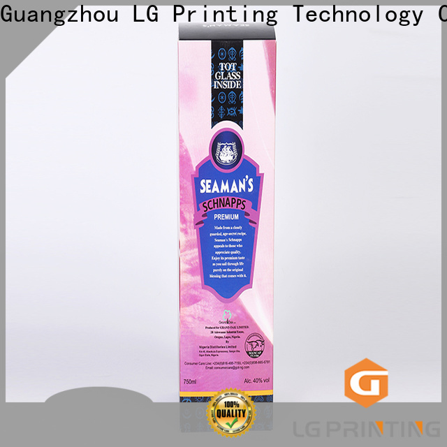 Professional custom made packaging boxes company for all kinds of goods