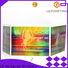 Bulk holographic film suppliers for metal box surface
