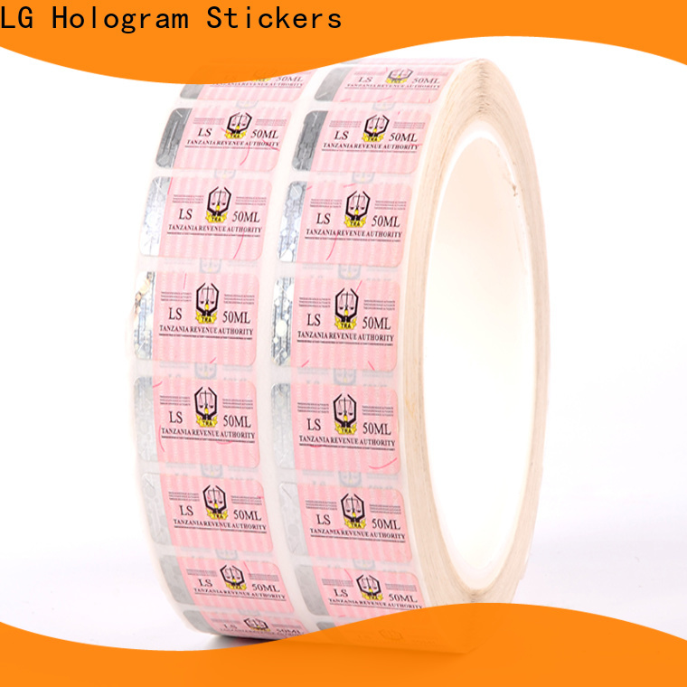Best custom made hologram stickers 118 company for products