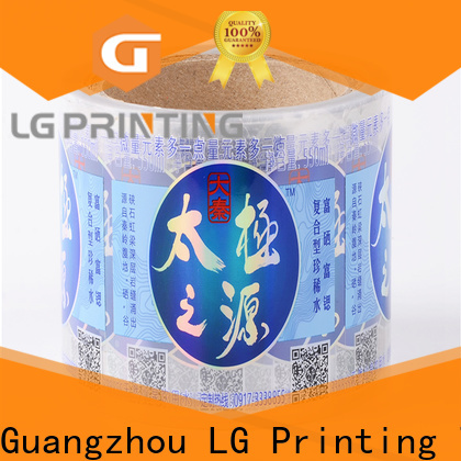 Bulk packaging process pvc cost for cans