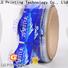 Bulk buy self adhesive plastic labels foil cost for jars