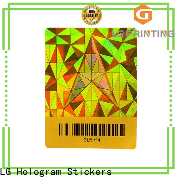 LG Printing golden vendor for cosmetics