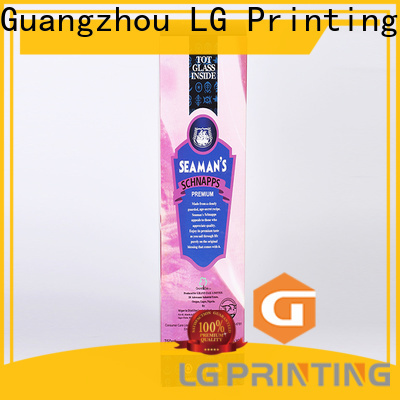 Top color box printing factory for all kinds of goods