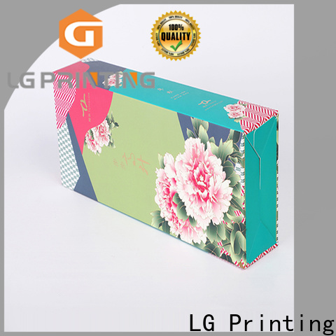 LG Printing custom lipstick packaging suppliers for retail package