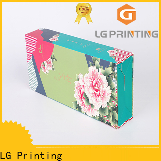 LG Printing printed bakery boxes company for products package
