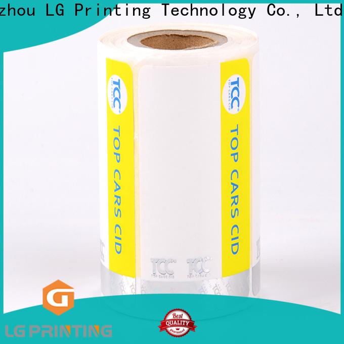 LG Printing Bulk secure print vendor for products