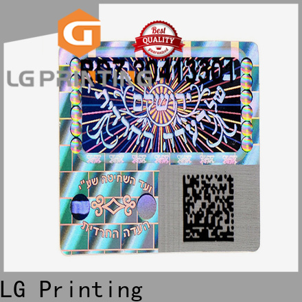 Professional custom wine label stickers silver factory price for electronics