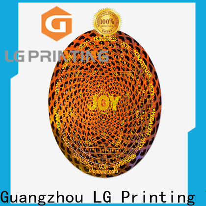 LG Printing High-quality foil sticker paper suppliers for electronics