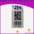 High-quality custom qr stickers logo wholesale for electronics
