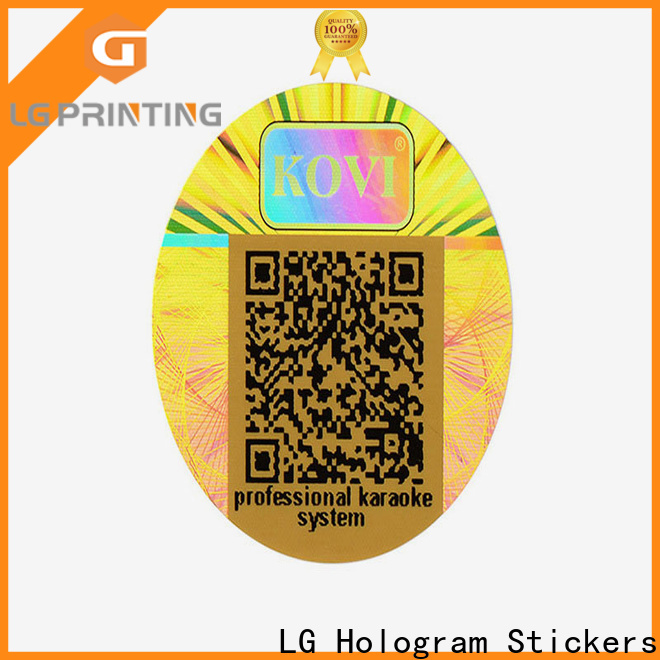 LG Printing Bulk buy waterproof stickers for bottles suppliers for pharmaceuticals