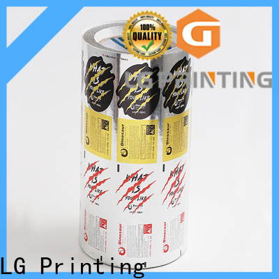 LG Printing Custom made custom made boxes with logo price for cans
