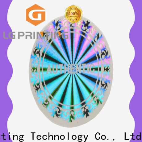 Best sticker printing price list silver suppliers for garment hangtag