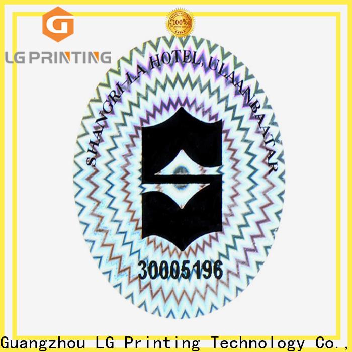 LG Printing Professional lg sticker vendor for pharmaceuticals