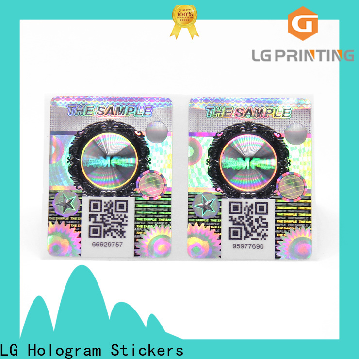LG Printing Bulk buy vinyl adhesive labels suppliers for products