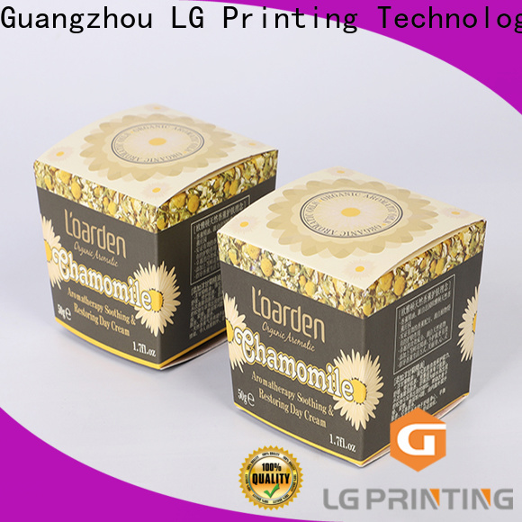 LG Printing custom boxes with logo wholesale for retail package