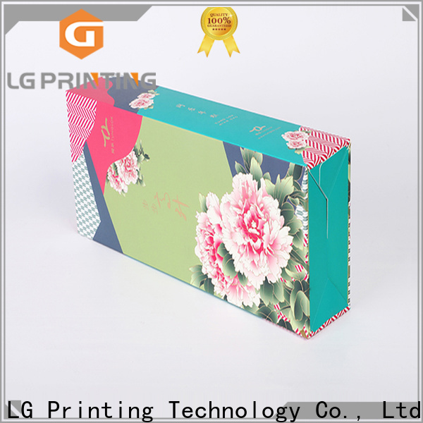 LG Printing custom boxes and printing vendor for retail package