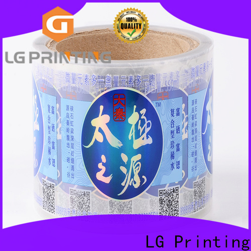 Custom made custom printed shipping boxes gold for cans