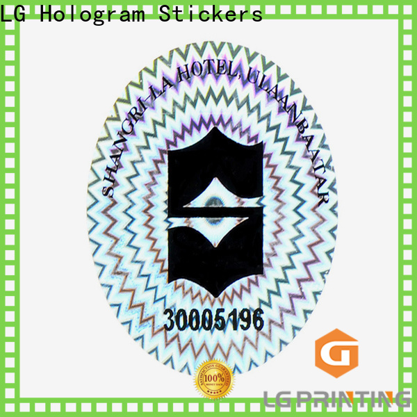 Best tech company stickers authentic suppliers for garment hangtag