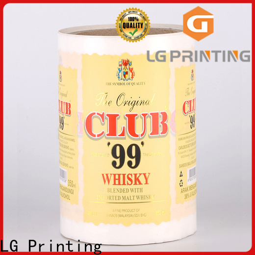 LG Printing red decal printers for sale suppliers for wine bottle