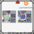 Top hologram security sticker barcode price for cosmetics