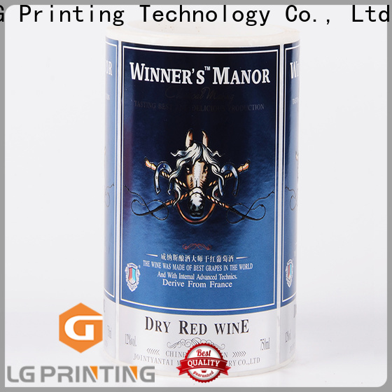 LG Printing Top pharmaceutical packaging for cans