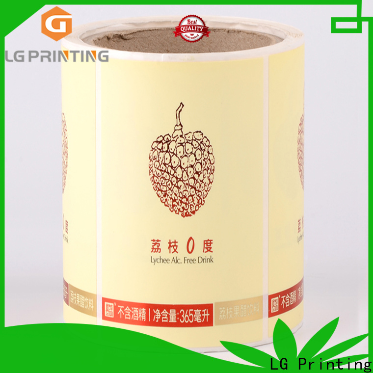 LG Printing Quality custom printed gift boxes manufacturers for wine bottle