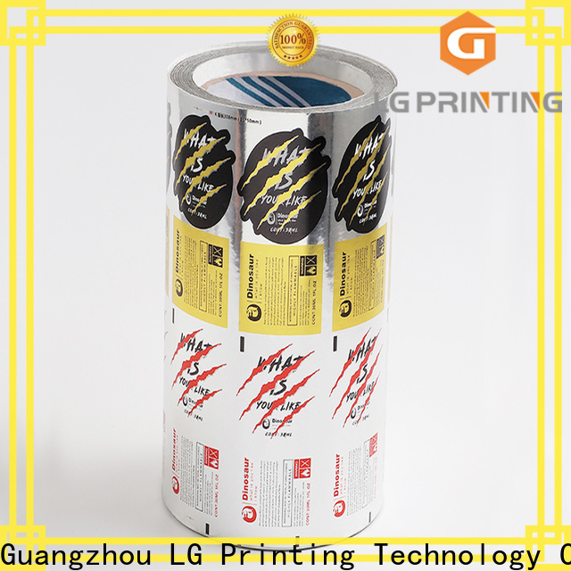 LG Printing Best secondary packaging cost for jars