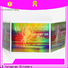 Buy clear holographic sticker paper company for bottle package